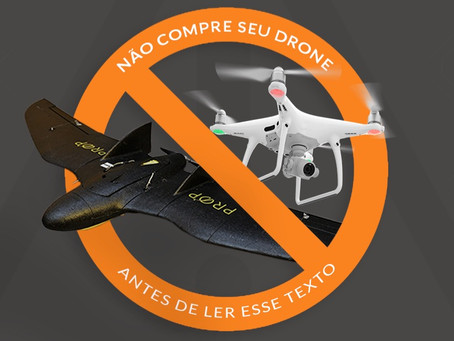 Topógrafo, entenda por que você não precisa ter drone próprio. Voe com a PROP!