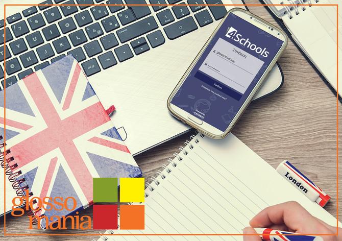 Διαδικτυακή πλατφόρμα ενημέρωσης 4schools.