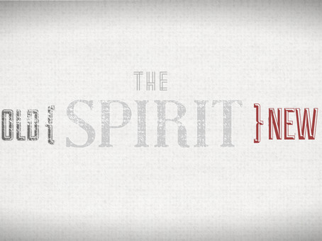 The Work of Holy Spirit in the Old and New Testaments
