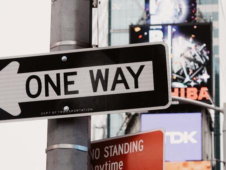 A One-Way Street: Baptists and Politics