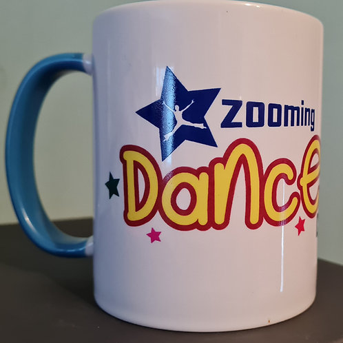 Zooming Dance Club Mug