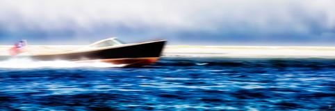 Pano Print Bolder Better Faster Boat-1.