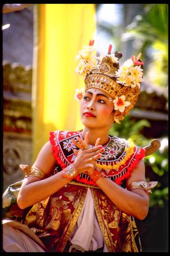 Bali Barong  Three Quarter PP Chrome Sca