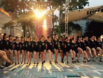 Chorus Girl Project