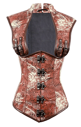 Corset Steel Boned - CD1862