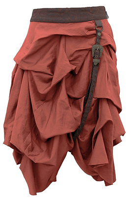 Skirt Steampunk - EW142