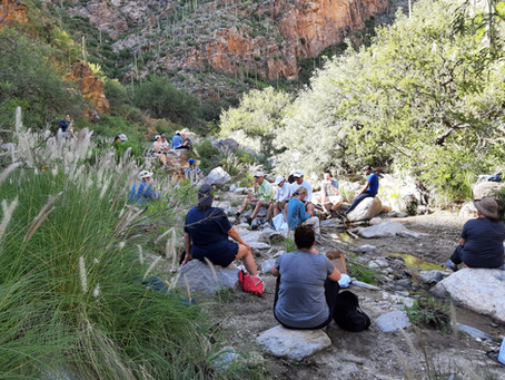 Lunch in the Canyon