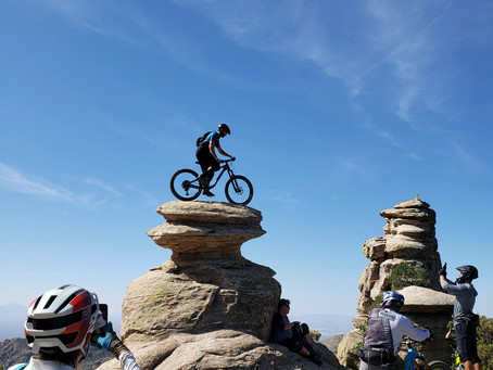 Experience the Thrill of Biking