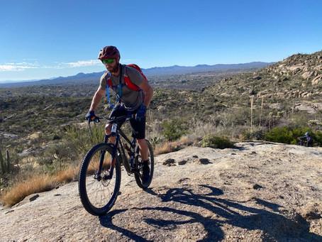 Experience Tucson Via a Bike