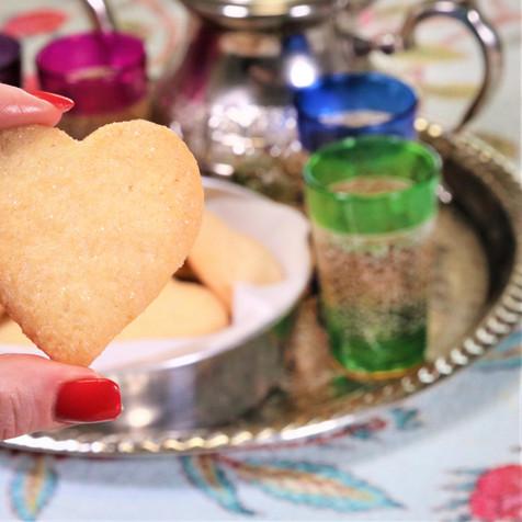 עוגיות לב של סבתא רחל