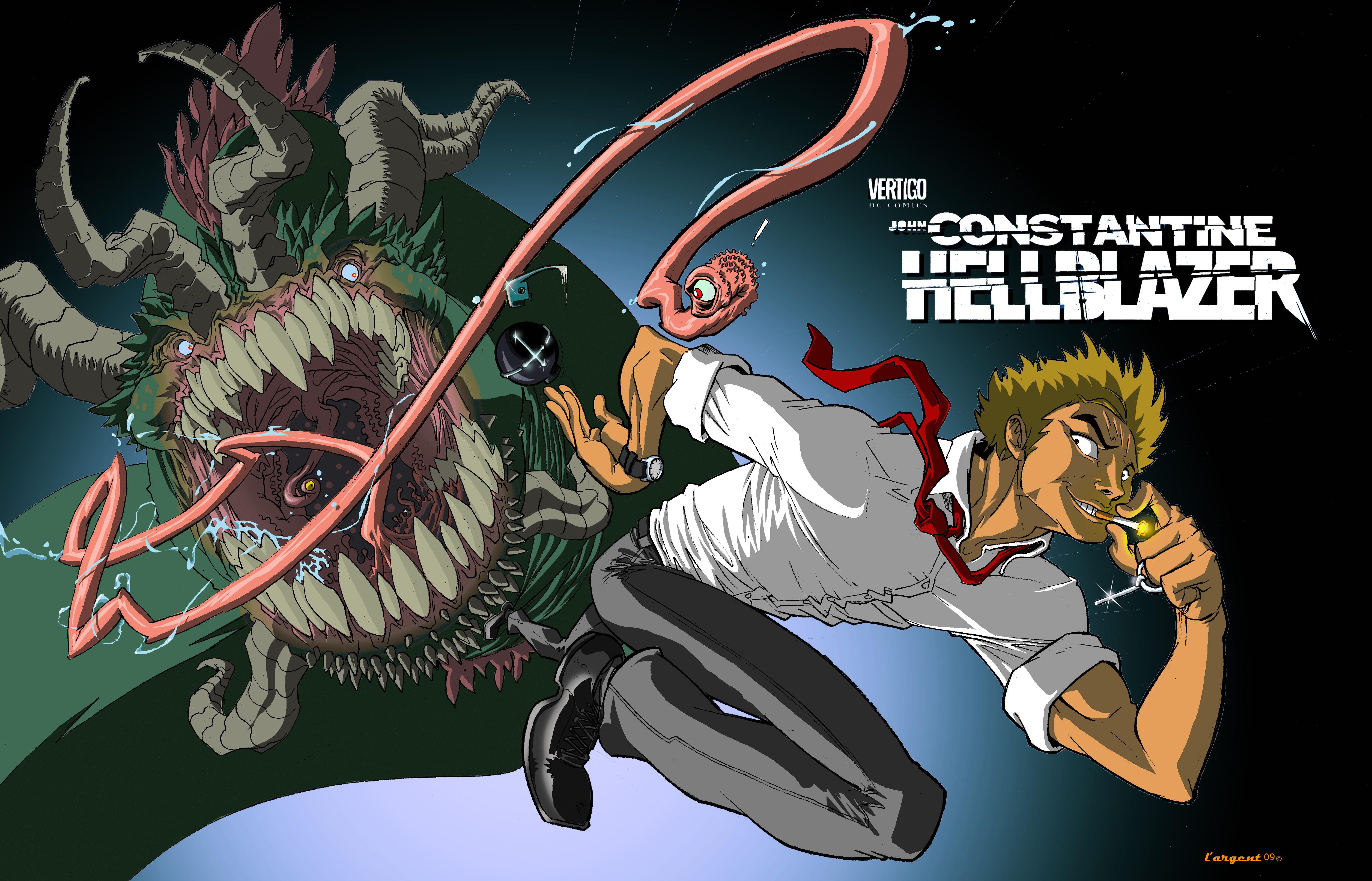 Constantine Promo