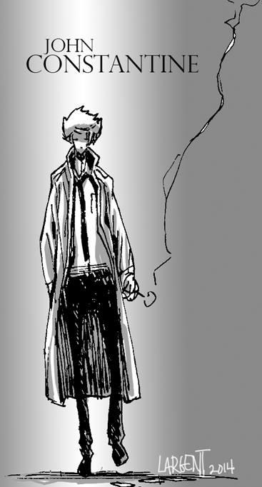 Constantine Sketch
