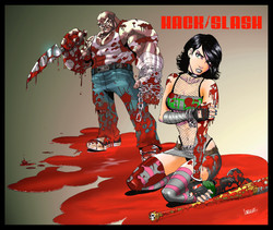 Hack Slash Promo