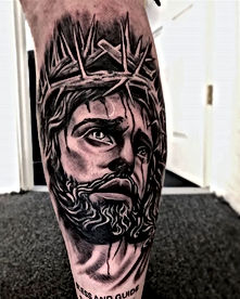 jesus tattoo by jeremie.jpg