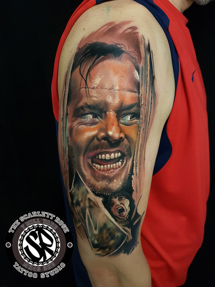 Film Realated tattoo