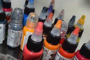 Tattoo Inks