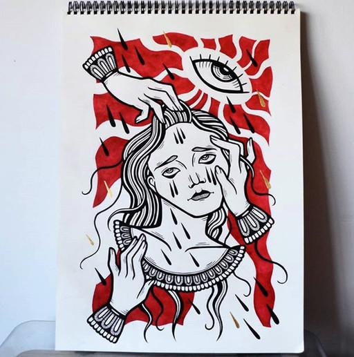 Cool art print