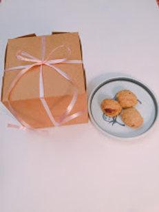 Pistachio cookies (1lb)