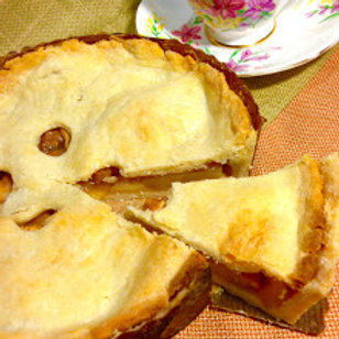 Apple pie (Medium / 20 oz)
