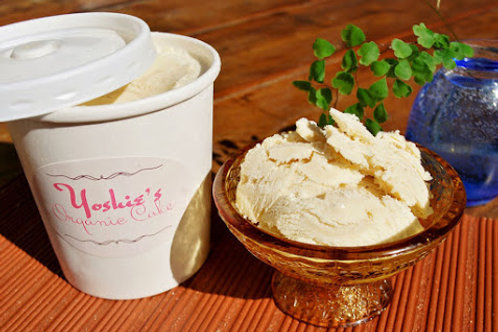 Ginger ice cream (1 pint)