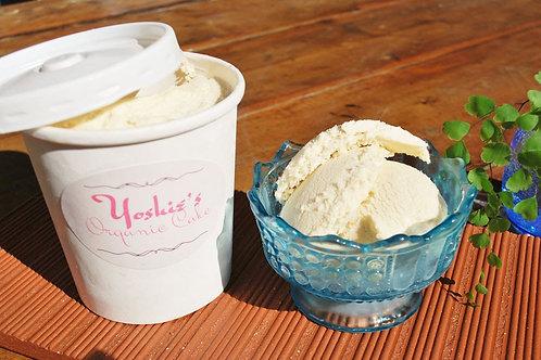 Vanilla ice cream (1 pint)