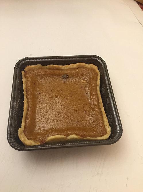 Pumpkin pie (small / 7 oz)