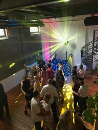 Dancefloor action at paintworks in bristol
