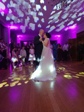 First dance @ coombe lodge