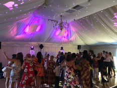 Dance floor action @ batch country house