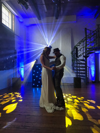 First dance at paintworks in bristol