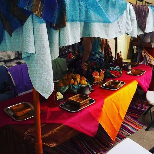 Gypsy table!_#cerroneth