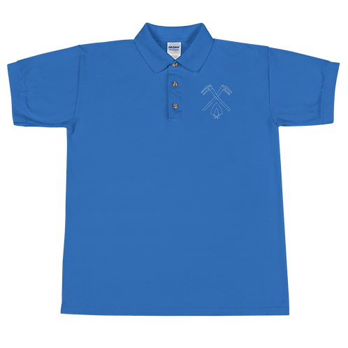8057 Polo Shirt Weiss