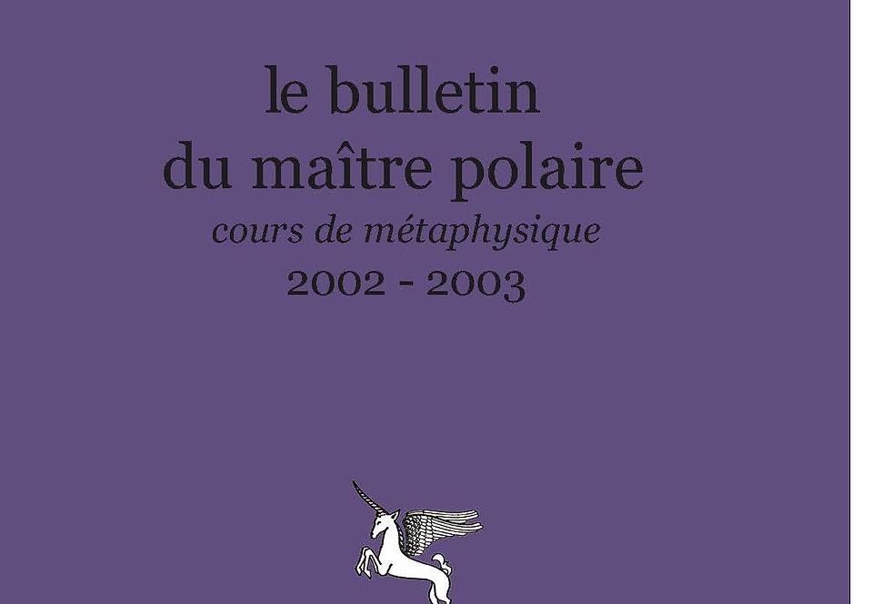 Revue BMP n°19 - 2002/2003