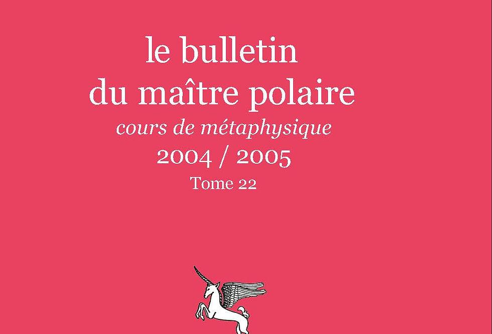 Revue BMP n°21 - 2004/2005