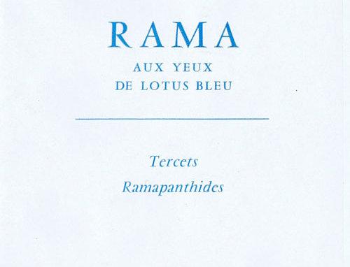 Rama aux Yeux de Lotus Bleu