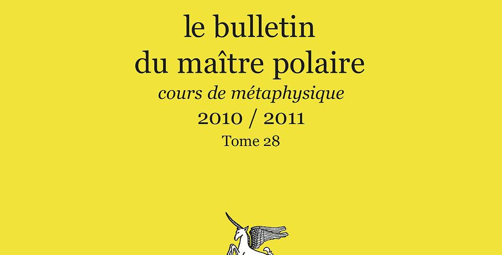 Revue BMP n°28 - 2010/2011