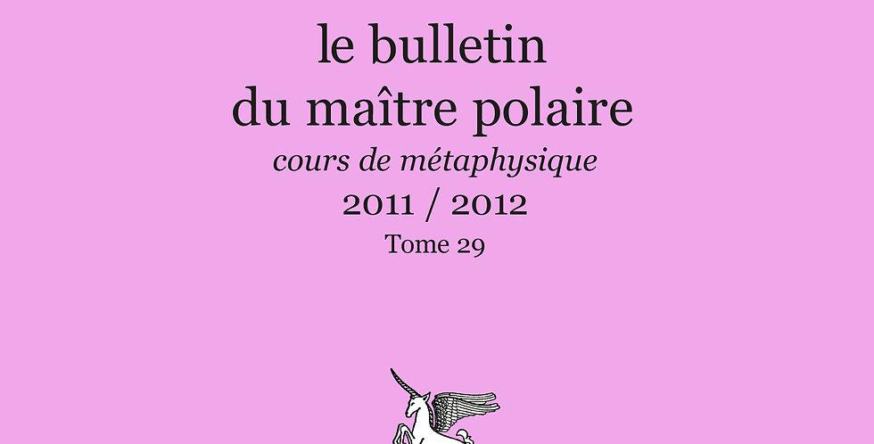 Revue BMP n°29 - 2011/2012