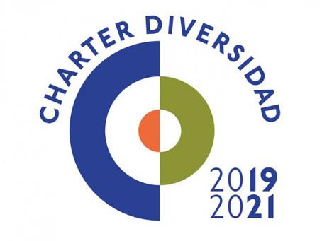 Firma del Charter de la Diversidad