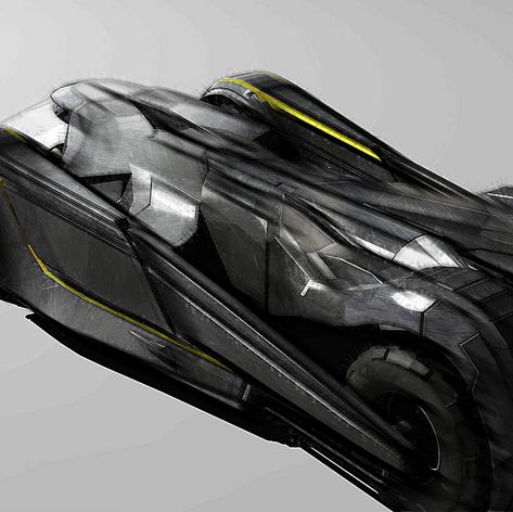 Batmobile Concept