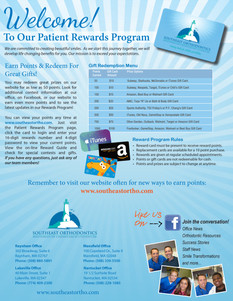 Patient Rewards Program