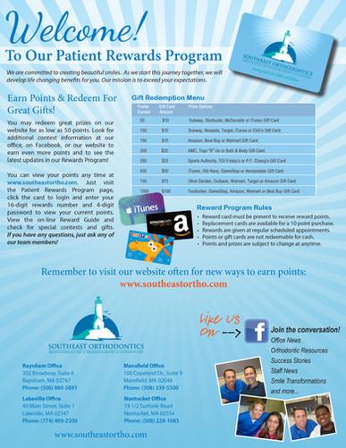 Patient Rewards Program