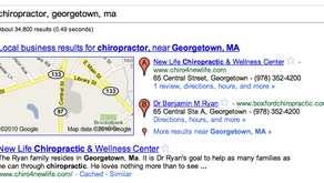 The Importance of Local Search for Medical Practices