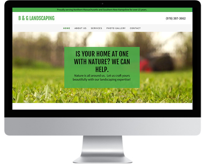 B & G Landscaping