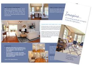 Home Staging Brochure Design