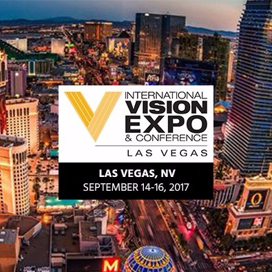 2017 Vision Expo in Las Vegas