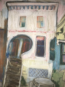 Painted Lady Pastels. San Francisco 3