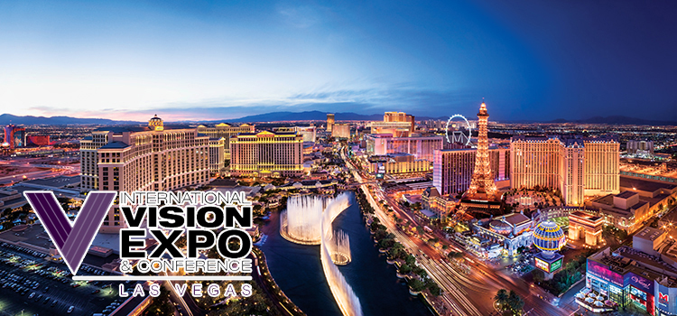 2016 Vision Expo in Las Vegas