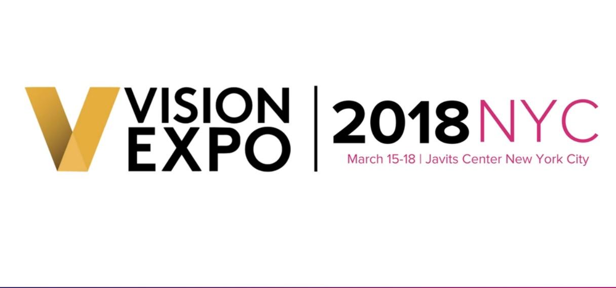 2018 Vision Expo in NY
