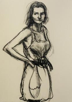 Catherine Standing