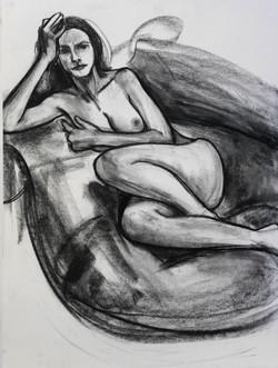 Helen resting